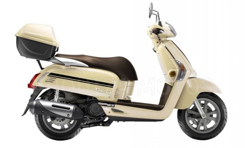 moto scooter kymco like 125 vintage 0km urquiza motos