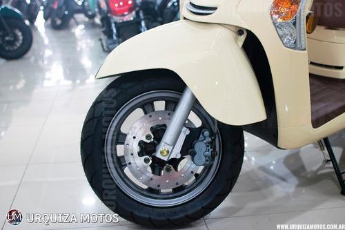 moto scooter kymco like 125 vintage sym 0km urquiza motos