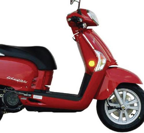 moto scooter kymco like 200i - 0km - nueva en lidermoto