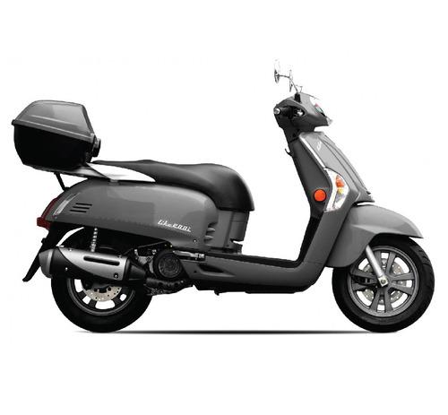 moto scooter kymco like 200i - 0km nueva lidermoto laplata
