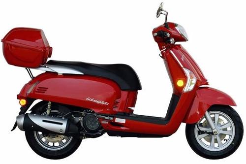 moto scooter kymco like 200i 200 i promo 0km urquiza motos