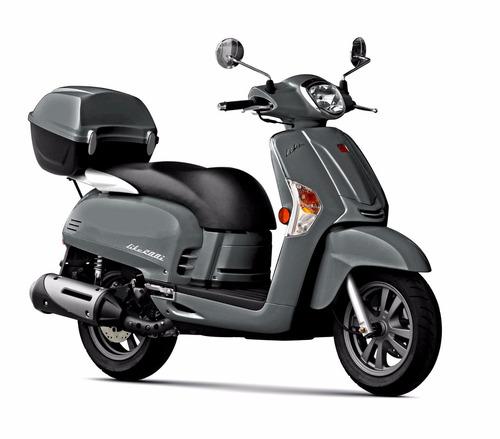 moto scooter kymco like 200i 2018 sym piaggio vespa 0km