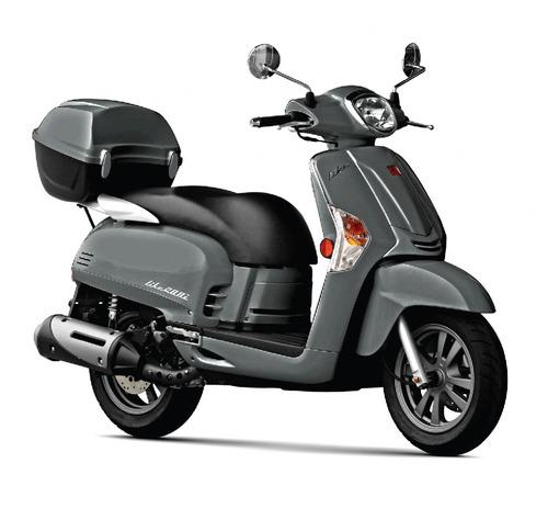 moto scooter kymco like