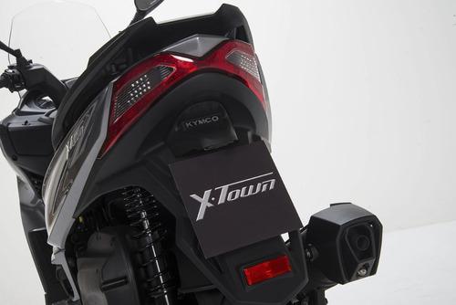 moto scooter kymco x town 250 0km urquiza motos