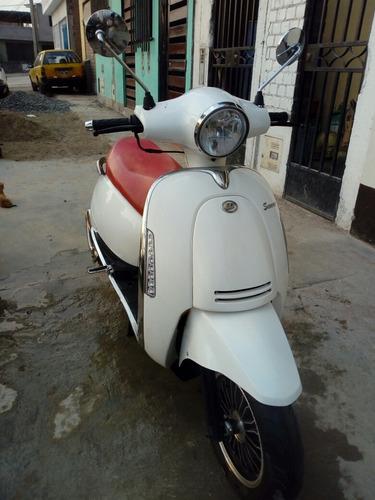 moto scooter lifan