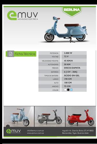 moto scooter mod