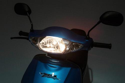 moto scooter motomel blitz 110 v8 base 0km financiada cuotas