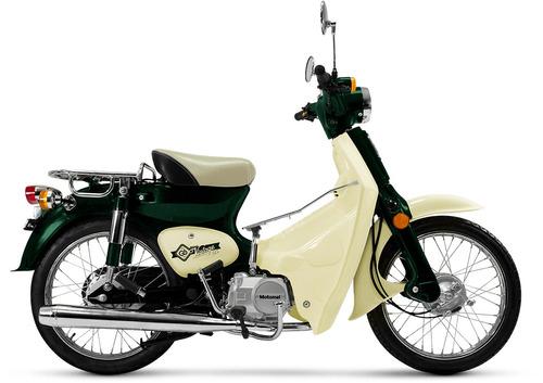 moto scooter motomel go 125 vintage 0km 2018