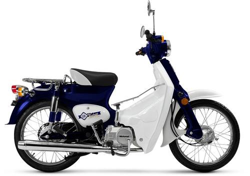 moto scooter motomel go vintage 125 0km urquiza motos