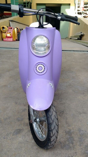 moto scooter para niña