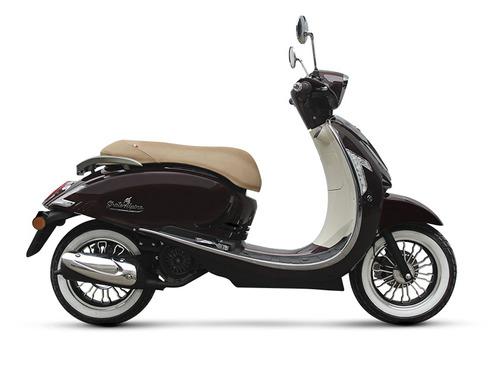 moto scooter retro vintage strato alpino 0km urquiza motos