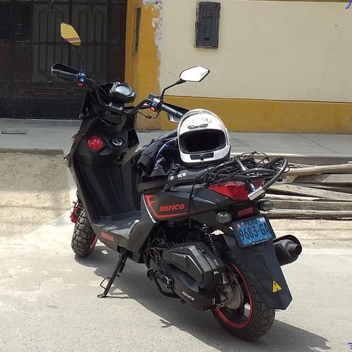 moto scooter ronco 150 z1