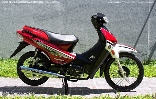 moto scooter smash 110 gilera motos