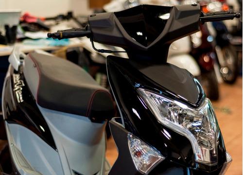 moto scooter strato fun motomel 2020 0km efectivo