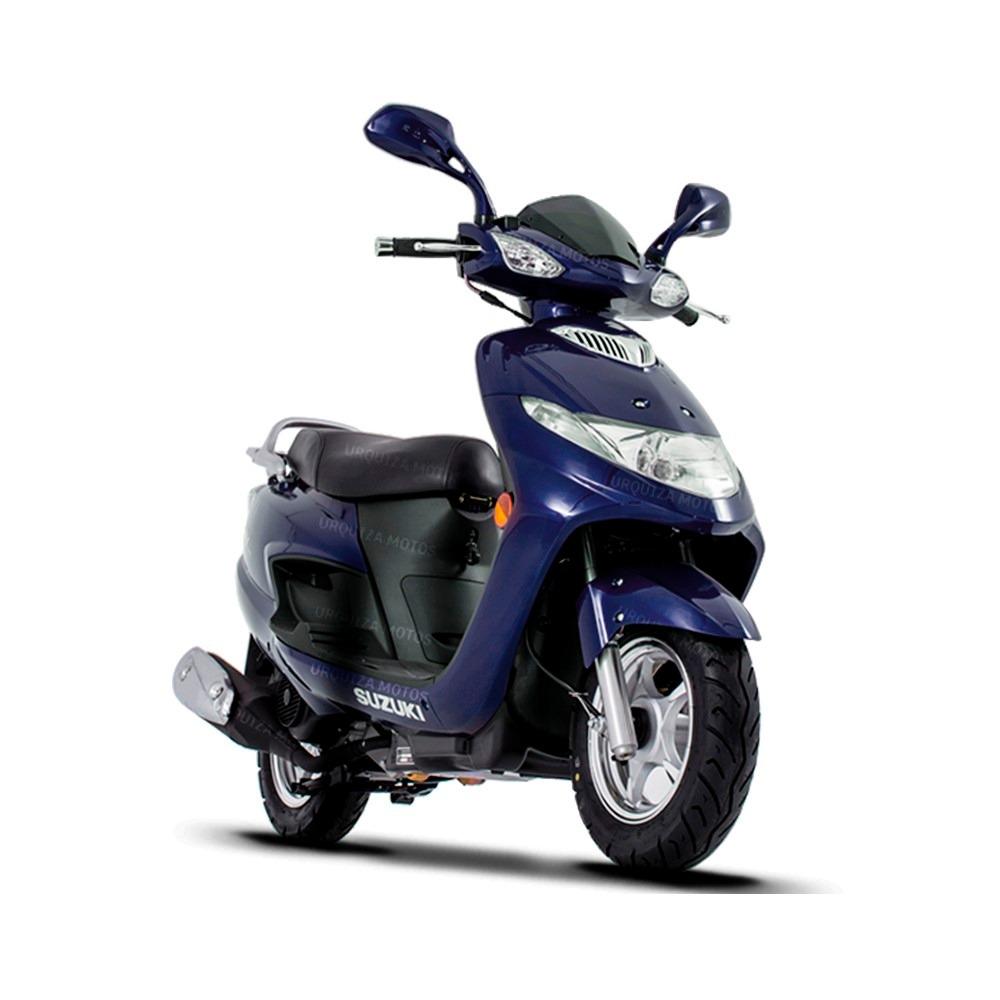 moto scooter zuzuki