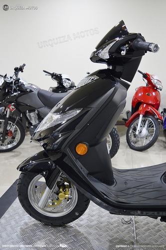 moto scooter suzuki an 125 0km urquiza motos financiada