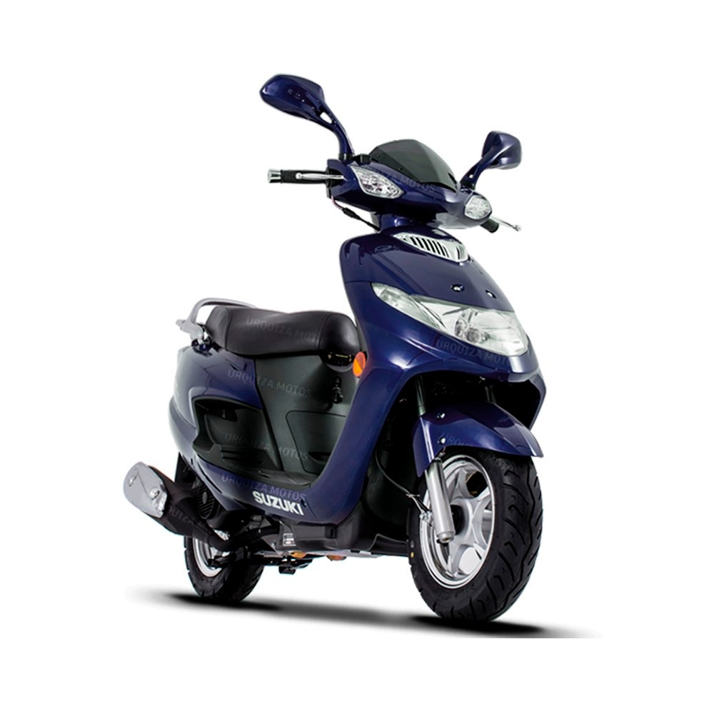 moto scooter suzuki an 125 colores oportunidad 0km en mercado libre. Black Bedroom Furniture Sets. Home Design Ideas