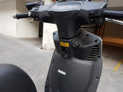 moto scooter sym hd 200i evo