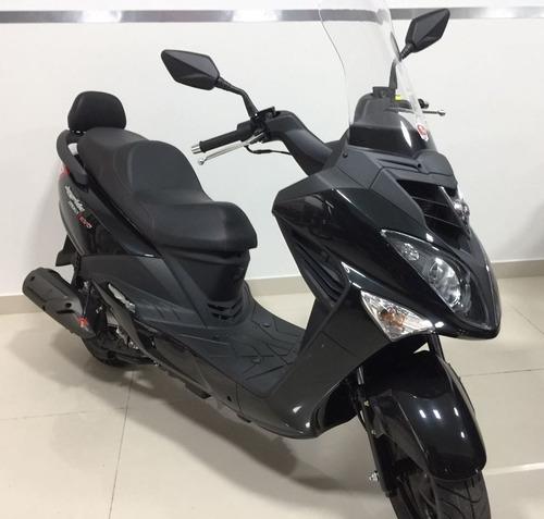 moto scooter sym joy ride