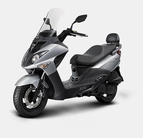moto scooter sym joyride 200 i evo joy ride negro