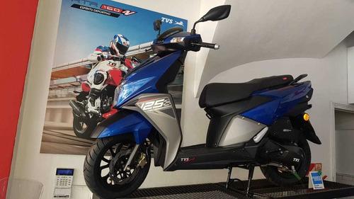 moto scooter tvs ntorq 125 0km 2020 gps stock local al 25/5