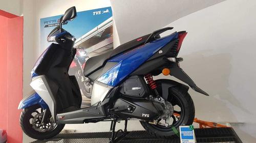 moto scooter tvs ntorq 125 0km 2020 reservalo hasta el 19/6