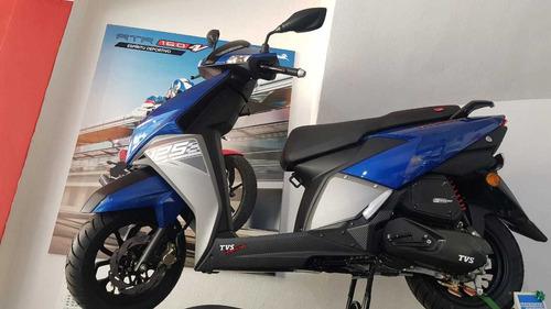 moto scooter tvs ntorq 125 0km 2020 reservalo hasta el 25/5