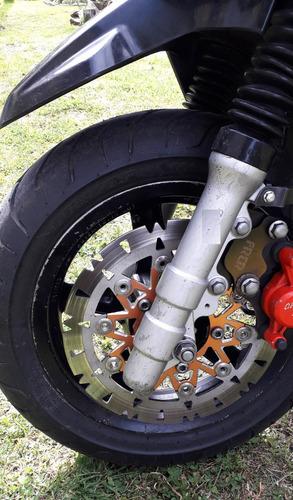 moto scooter yamaha bws