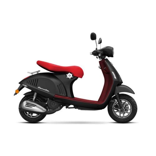 moto scooter zanella 150