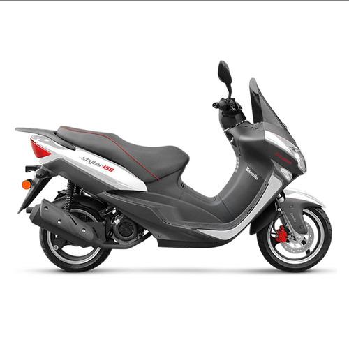 moto scooter zanella cruiser 150 usb 0km urquiza motos 2018