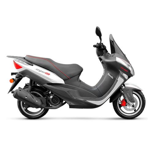 moto scooter zanella cruiser 150 usb 0km urquiza motos