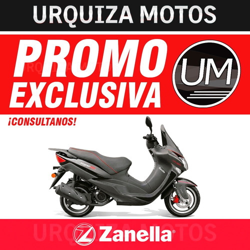 moto scooter zanella cruiser motos