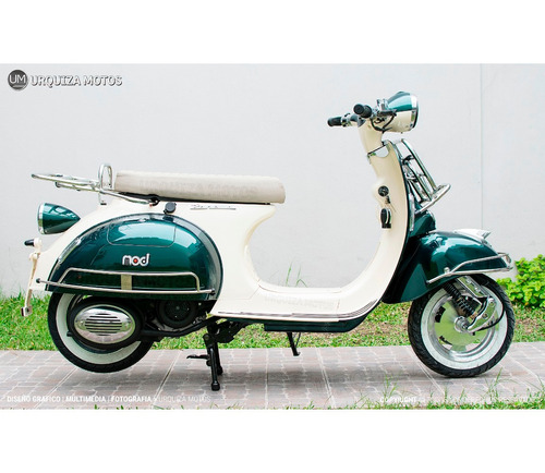 moto scooter zanella mod 150
