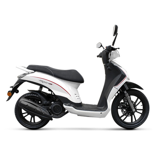 moto scooter zanella r16 nuevos colores 0km 2018 led