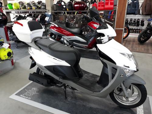 moto scooter zanella styler 125 rt con empadronamiento