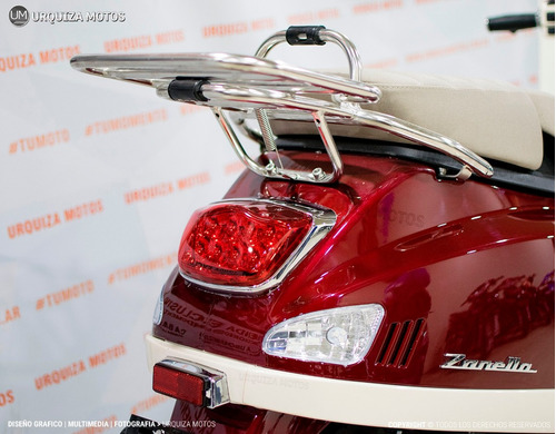 moto scooter zanella styler 150 exclusive z3 baul 0km