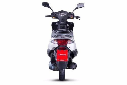 moto scooter zanella styler 150 lt 0km urquiza motos