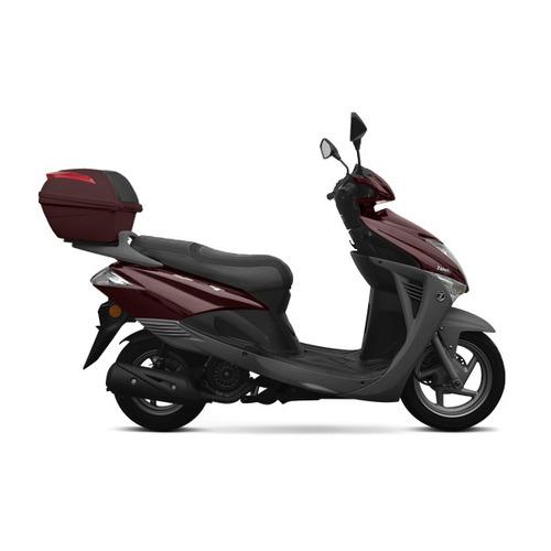 moto scooter zanella styler 150 rt 0km baul urquiza motos