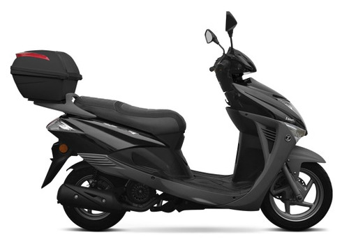 moto scooter zanella styler 150 rt 0km con baul financiacion