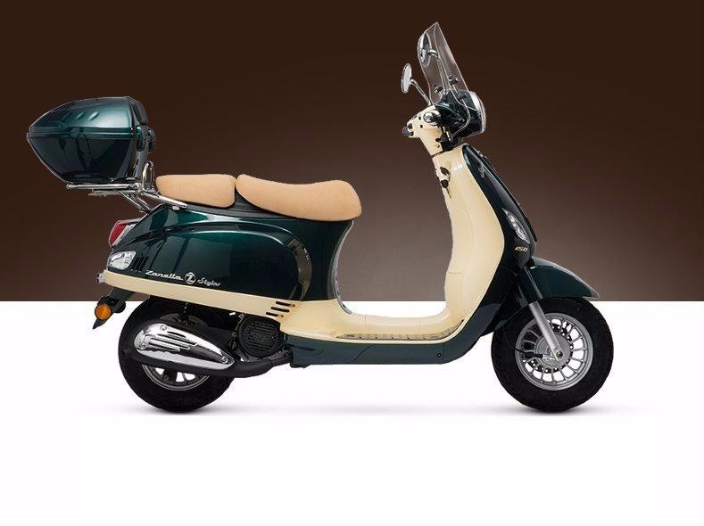 moto scooter zanella