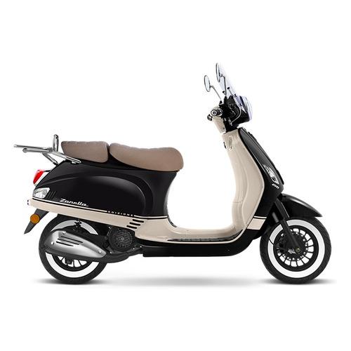 moto scooter zanella styler