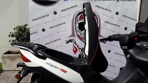 moto scooter zanella styler cruiser motos