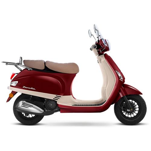 moto scooter zanella styler exclusive 150 z3 0km baul