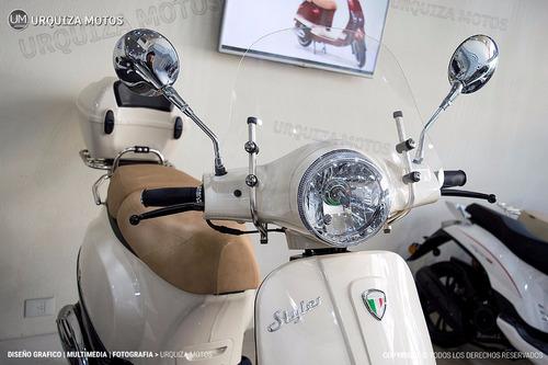 moto scooter zanella styler exclusive 150 z3 0km retro mod