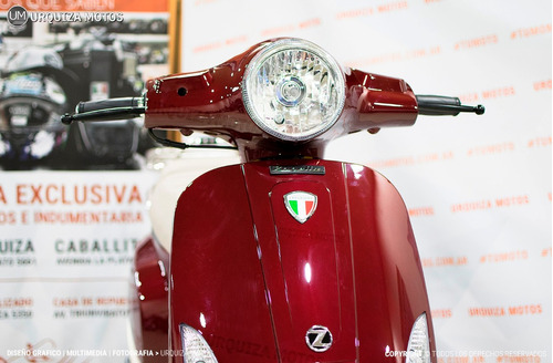 moto scooter zanella styler exclusive