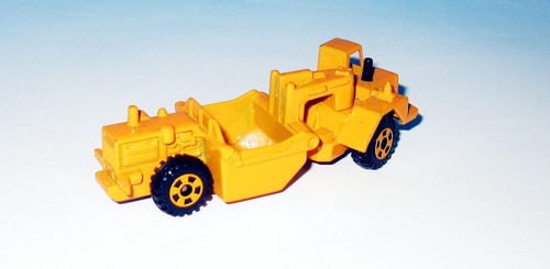 moto scraper w516 - escala 1/64 tomica (japan)