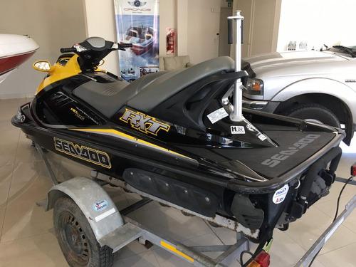 moto sea doo rxt 215 con accesorios marina uno-