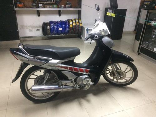 moto semi automatica jinlun jl-110t6