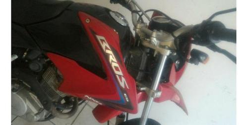 moto semi nova honda nx150 bross 2012 - 6400km