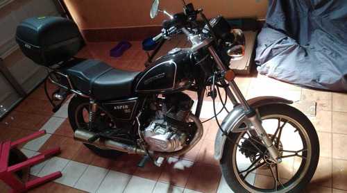 moto serpento  150